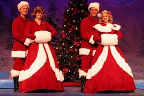 Broadway Palm Theater White Christmas