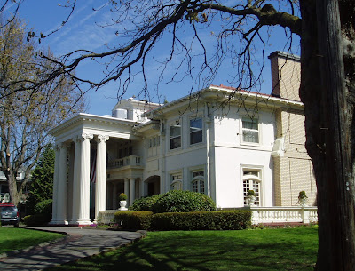 Portland's White House B&B