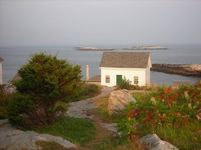 fishing cottage, star island