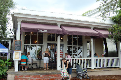 Plums Restaurant, Beaufort, South Carolina