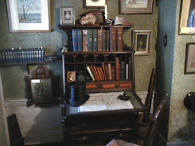 John Greenleaf Whittier Home - Desk