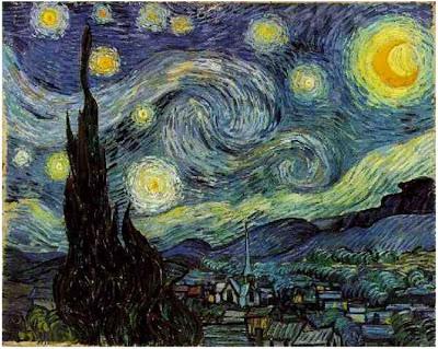 Starry Starry Night Van Gogh