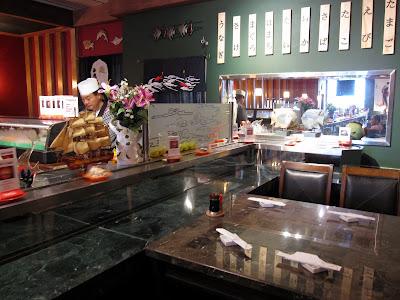 Sushi Nara - Michigan Conveyor Sushi
