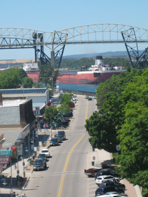 Sault Ste Marie. From The Soo - The Locks and Much More