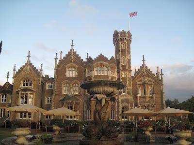 Oakley Court Fountain