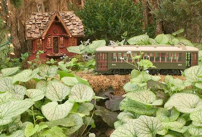 Meijer Gardens and Sculpture Park - Trains