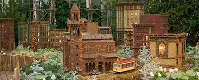 Frederik Meijer Gardens & Sculpture Park Railway Garden