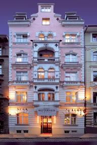 Fürst Metternich Hotel, Vienna