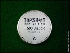 Cheap ammo: TopShot 4,5mm