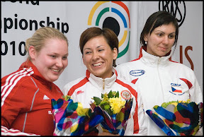 Photo: Sport Pistol Women, awarding