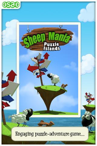 SheepMania Puzzle Islands FREE