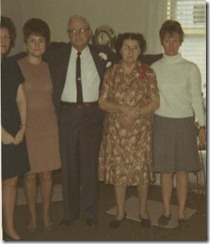 mom dad anniversary nov 1969