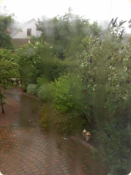 Regn og rusk