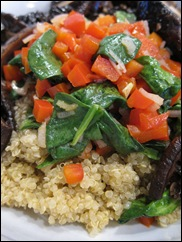 Portabello Mushroom and Quinoa Delight 007