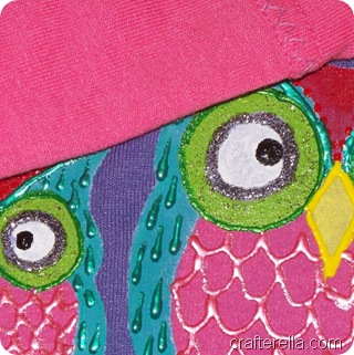 owls finished peek