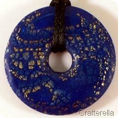 large dk blue donut3