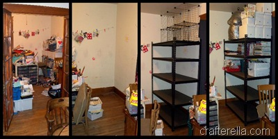 craft room progression shelves right