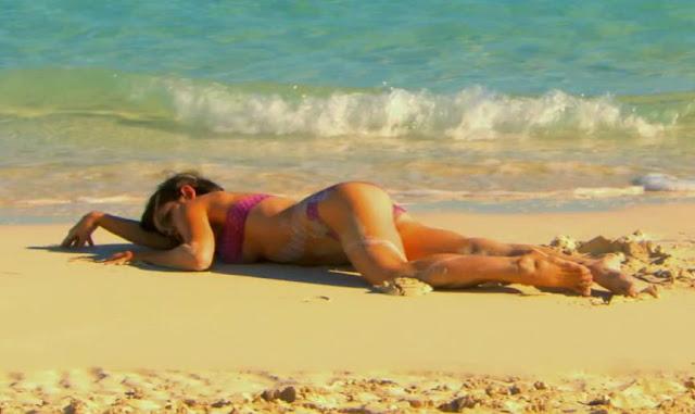 Ashley Greene SoBe Bodypaint Skinsuit Photoshoot For SI 2010 Iconic Swimsuit [VIDEO & PICS]