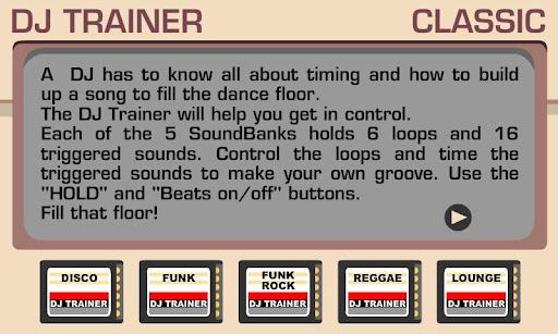 DJ Trainer Classic