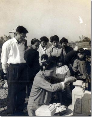 祖母賴早墓5