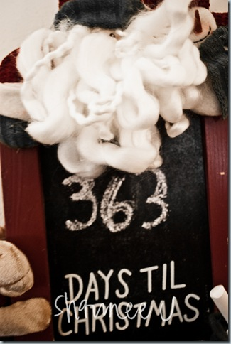 really- 363 days
