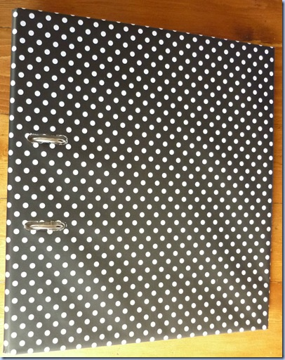 dots folder