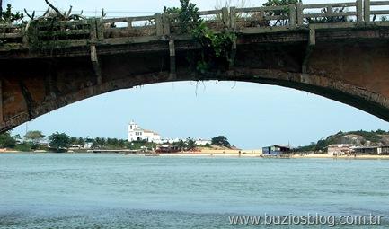 Ponte quebrada e Prainha