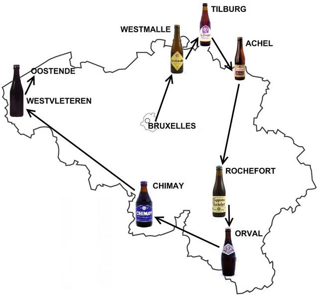 Tour De Biere
