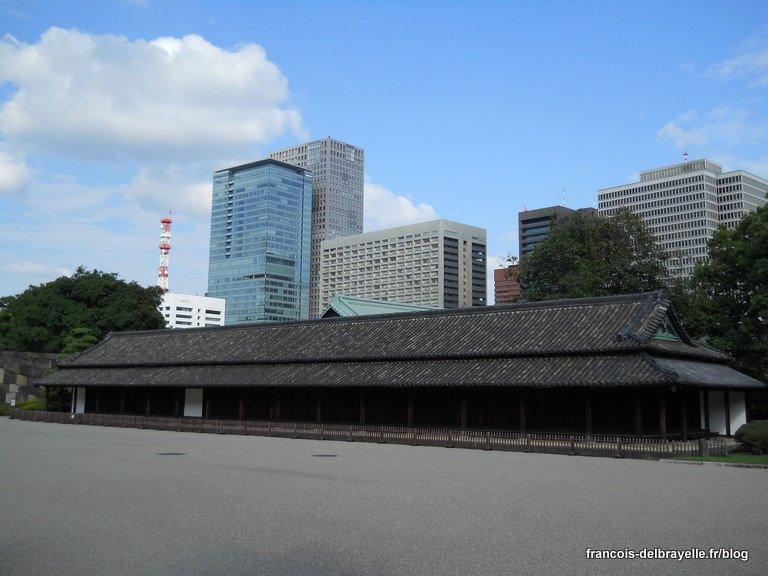 Bâtiment annexe du palais impérial