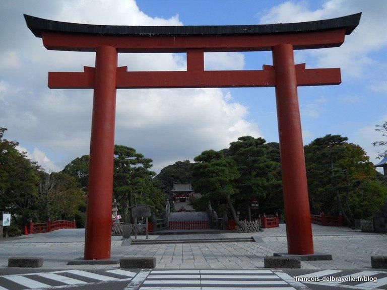 San no torii