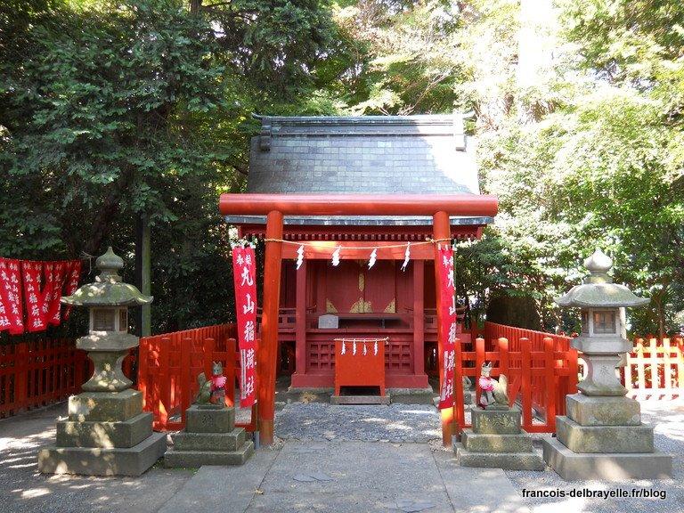 Sanctuaire Maruyama-Inari
