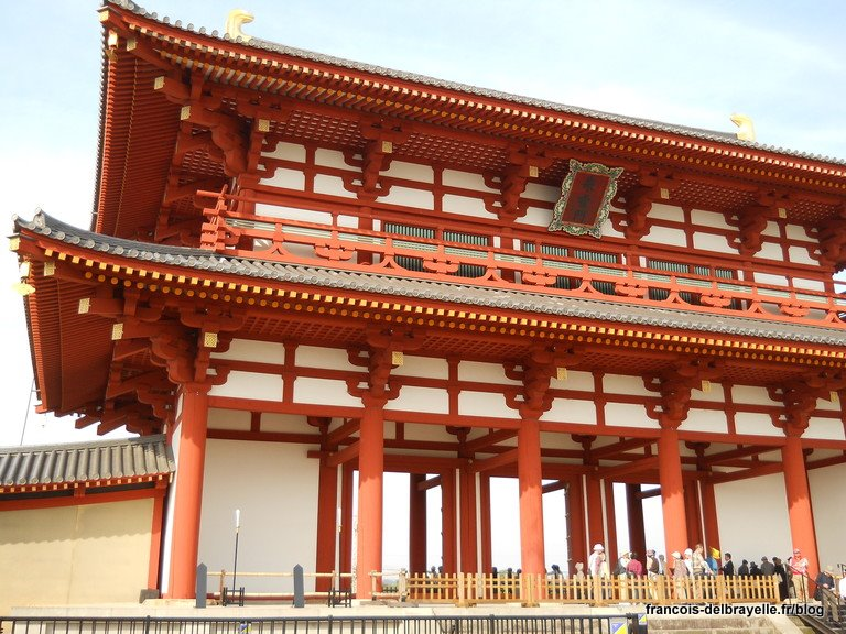 Porte Suzaku-mon