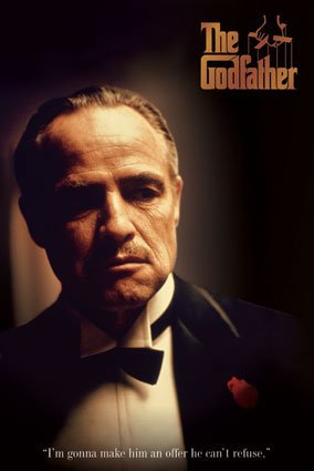 Film Addicted: A Guide To Movies The-godfather-poster