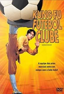 Filme Poster Kung Fu Futebol Clube DVDRip XviD Dublado