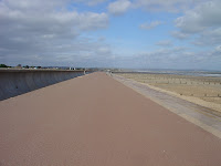 Sea Wall nr Dymchurch