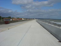 Sea Wall, Dymchurch