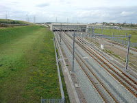 High Speed Rail-link, Ebbsfleet