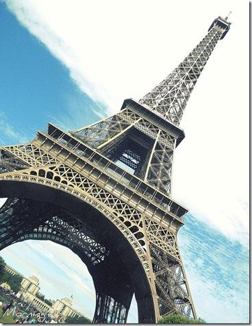 Eiffel angled