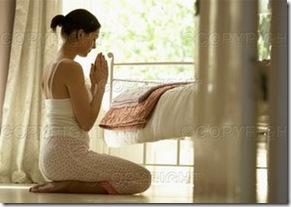 mulher orando2