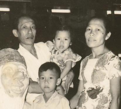 Orang tua dan  saudara2ku