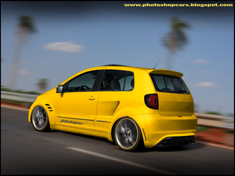 Novo Fox 2010 rebaixado tuning racing