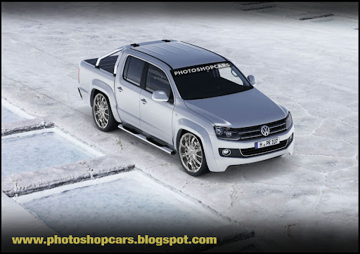 Volkswagen Amarok 2010 dub tuning