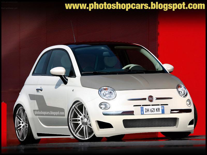 Fiat 500 cinquecento rebaixado tuning