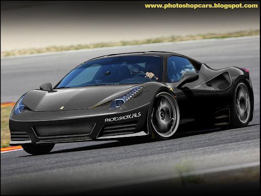 Ferrari 458 Italia tuning rebaixada racing