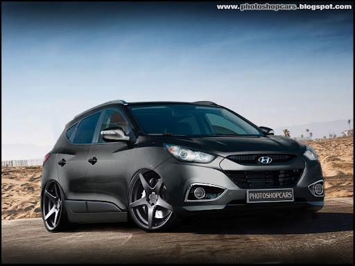 Hyundai ix35 dub
