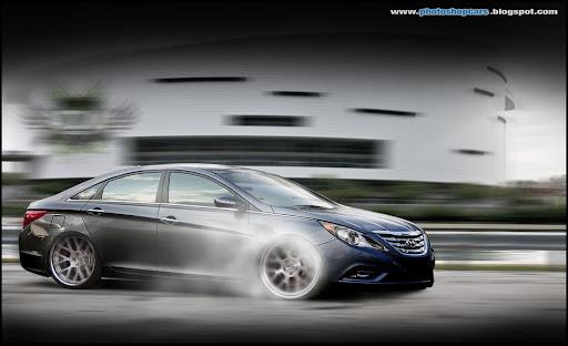 Novo Hyundai Sonata 2011 dub tuning