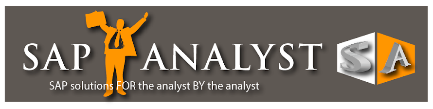 SAP Analyst