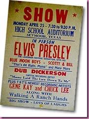 elivs poster