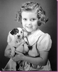 girl and puppy1