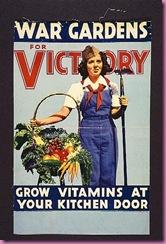 vitctory garden poster